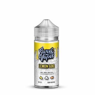 Sweet Vapes Lemon Goo Shortfill