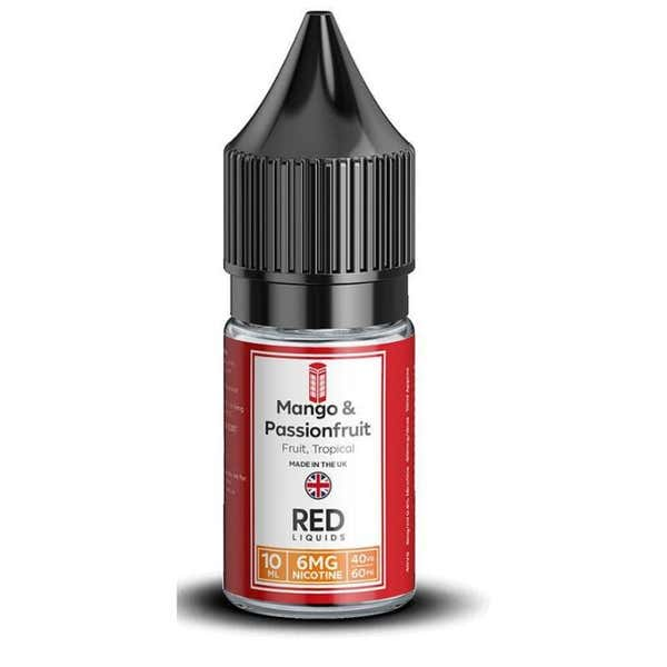 Mango & Passionfruit Regular 10ml by RED