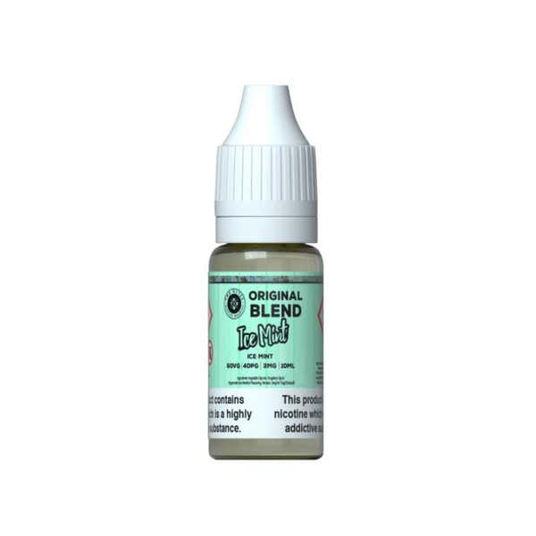 Original Blend Ice Mint Regular 10ml by TMB Notes