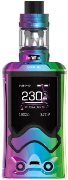 7 ColourZinc Alloy T Storm Vape Device by SMOK