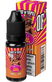 Chief Of Vapes Pear Drops Nicotine Salt