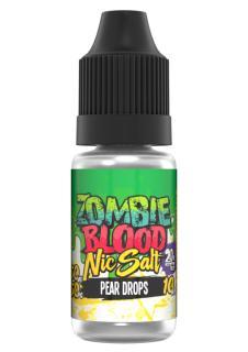 Zombie Blood Pear Drops Nicotine Salt