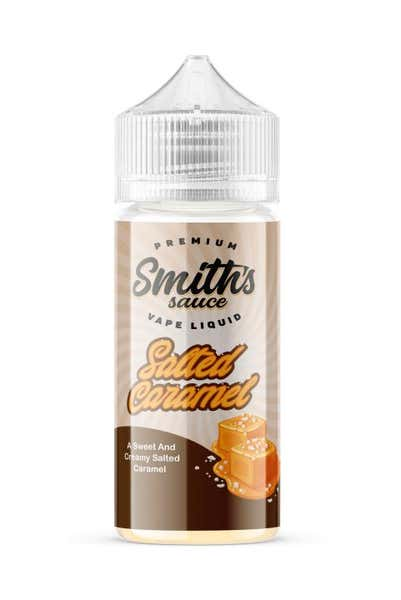 Salted Caramel Shortfill by Smiths Sauce