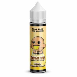 Donut Boy Lemon Meringue Shortfill