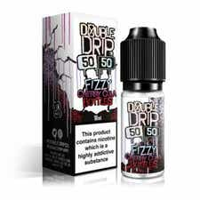 Fizzy Cherry Cola Bottles Regular 10ml by Double Drip