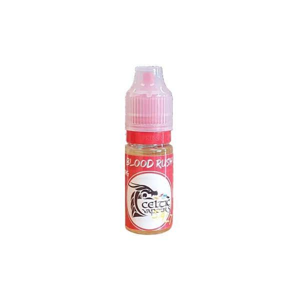 Blood Rush Nicotine Salt by Celtic Vapours