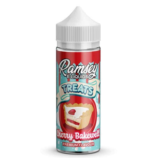 Cherry Bakewell Shortfill by Ramsey