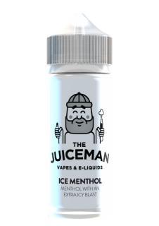The Juiceman Ice Menthol Shortfill