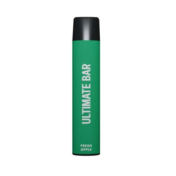 Fresh Apple Disposable by Ultimate Bar
