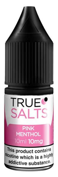 Pink Menthol Nicotine Salt by True Salts