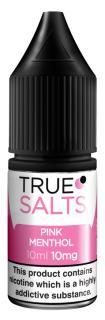 True Salts Pink Menthol Nicotine Salt