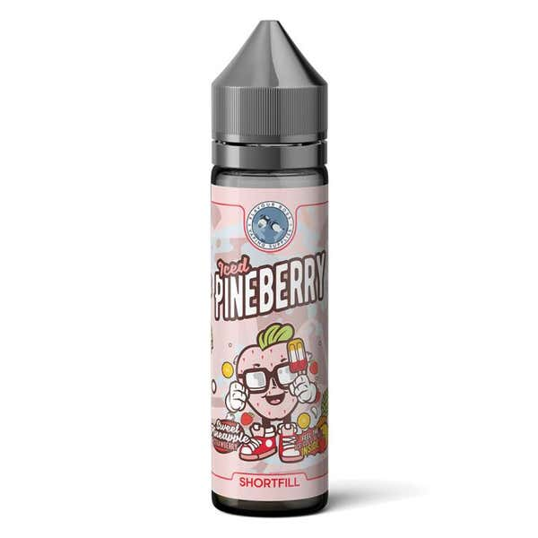 Iced Pineberry Shortfill by Flavour Boss