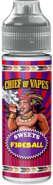 Fireball Shortfill by Chief Of Vapes