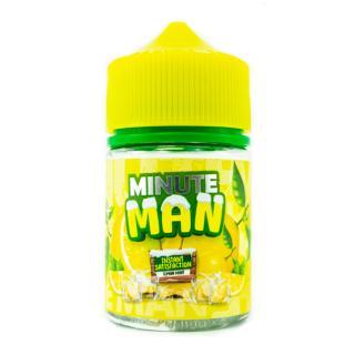 Minute Man Lemon Mint Ice Shortfill