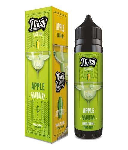 Apple Daiquiri Shortfill by Doozy Vape Co