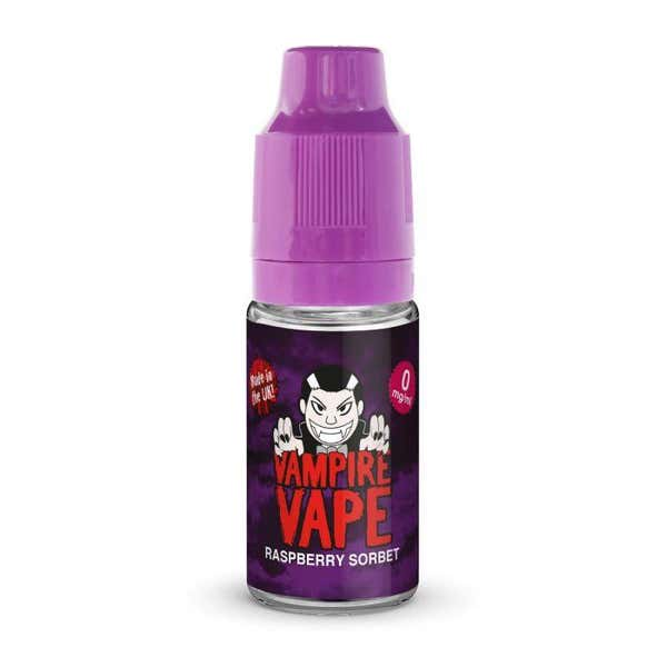 Raspberry Sorbet Regular 10ml by Vampire Vape