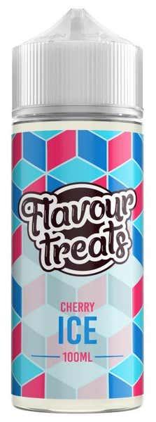 Cherry Ice Shortfill by Flavour Treats