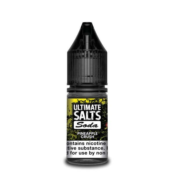 Soda Pineapple Crush Nicotine Salt by Ultimate Puff