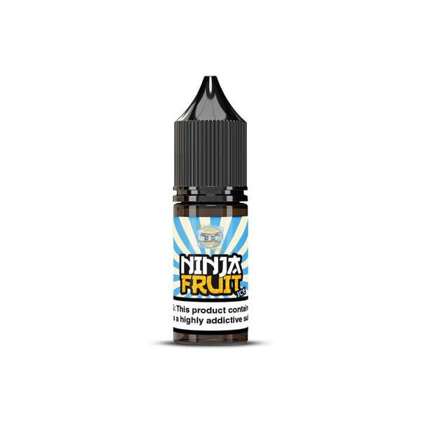 Orenji Ice Nicotine Salt by Ninja Fruit