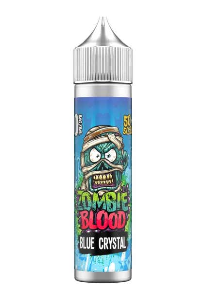 Blue Crystal Shortfill by Zombie Blood