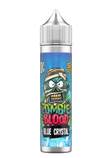 Zombie Blood Blue Crystal Shortfill
