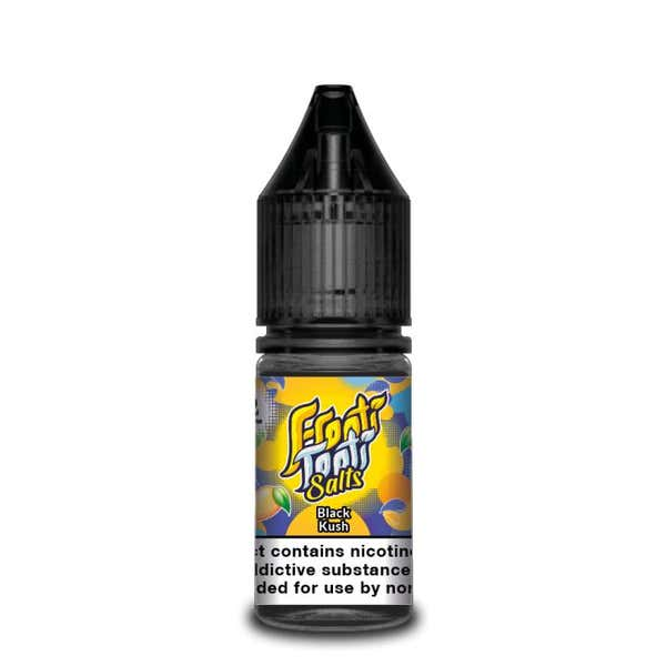 Black Kush Nicotine Salt by Frooti Tooti