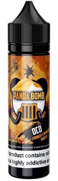OCD Orange Cinnamon Danish Shortfill by Panda Bomb