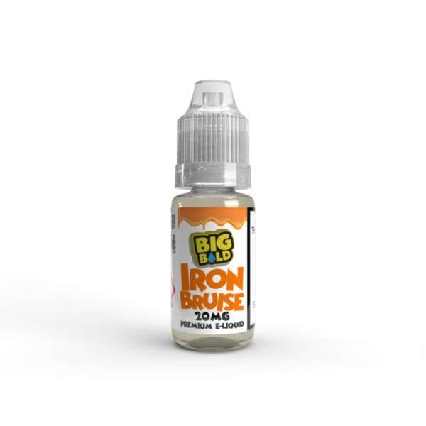 Iron Bruise Nicotine Salt by Big Bold