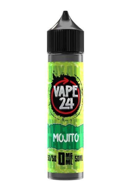 Mojito Shortfill by Vape 24