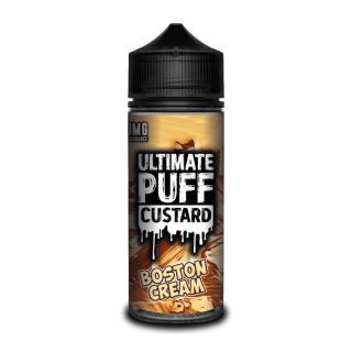 Ultimate Puff Custard Boston Cream Shortfill