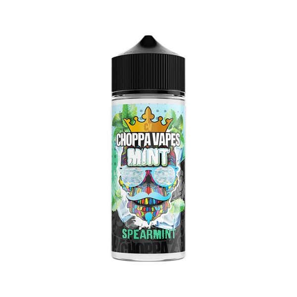 Spearmint Shortfill by Choppa Vapes