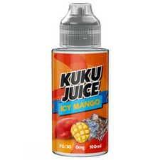 Icy Mango Shortfill by Kuku