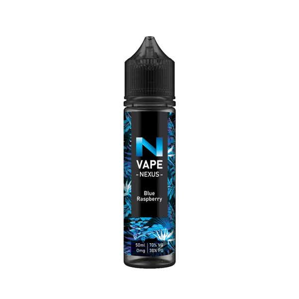 Blue Raspberry Shortfill by Vape Nexus