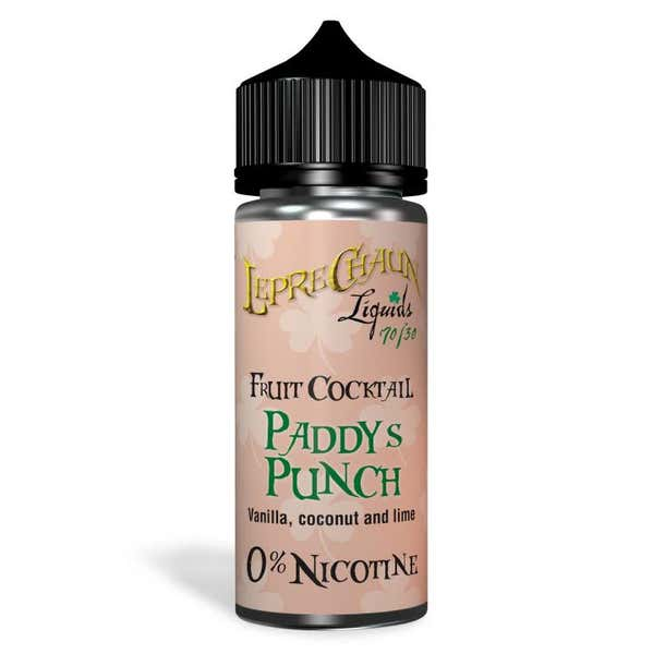 Paddys Punch Shortfill by Leprechaun