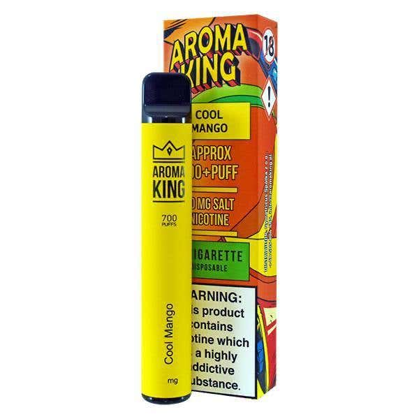 Cool Mango Disposable by Aroma King