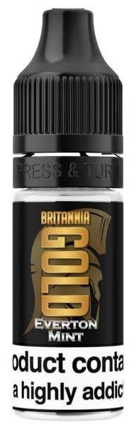 Everton Mint Regular 10ml by Britannia Gold