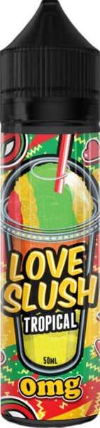Tropical Slush Shortfill by Love Slush