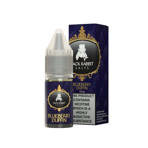 Blueberry Duffin Nicotine Salt by Jack Rabbit