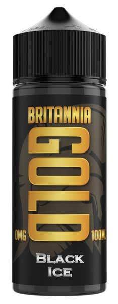 Black Ice Shortfill by Britannia Gold