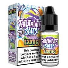 Exotic Nicotine Salt by Frutanta Frozen