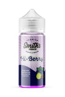 Smiths Sauce Hi Berry Shortfill