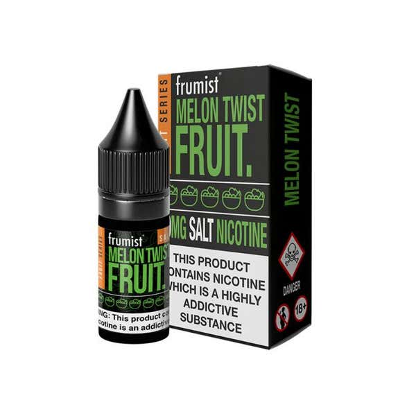 Melon Twist Fruit Nicotine Salt by Frumist