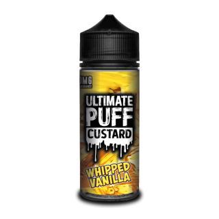 Ultimate Puff Custard Whipped Vanilla Shortfill