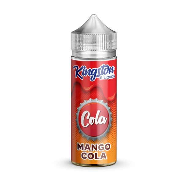 Mango Cola Shortfill by Kingston