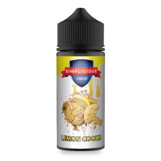 Simplicious Lemon Cookie Shortfill