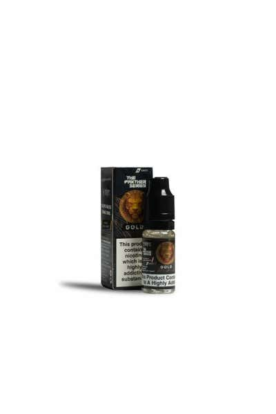 Gold Panther Nicotine Salt by Dr Vapes