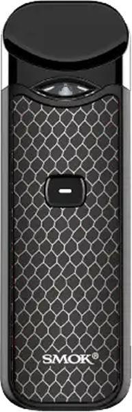 Prism BlackZinc Alloy NORD Vape Device by SMOK