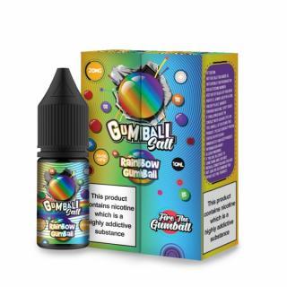 Gumball by Slushie Rainbow Gumball Nicotine Salt