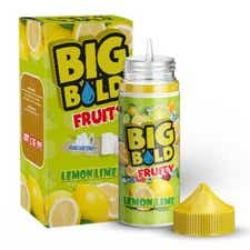Lemon LIme Shortfill by Big Bold