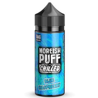 Moreish Puff Blue Raspberry Chilled Shortfill